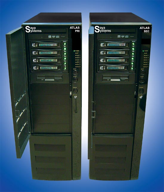 ATLAS Server pair.